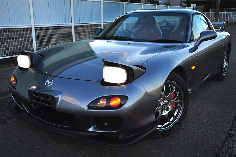 Mazda RX7 Type A Spirit R 2002 used for sale
