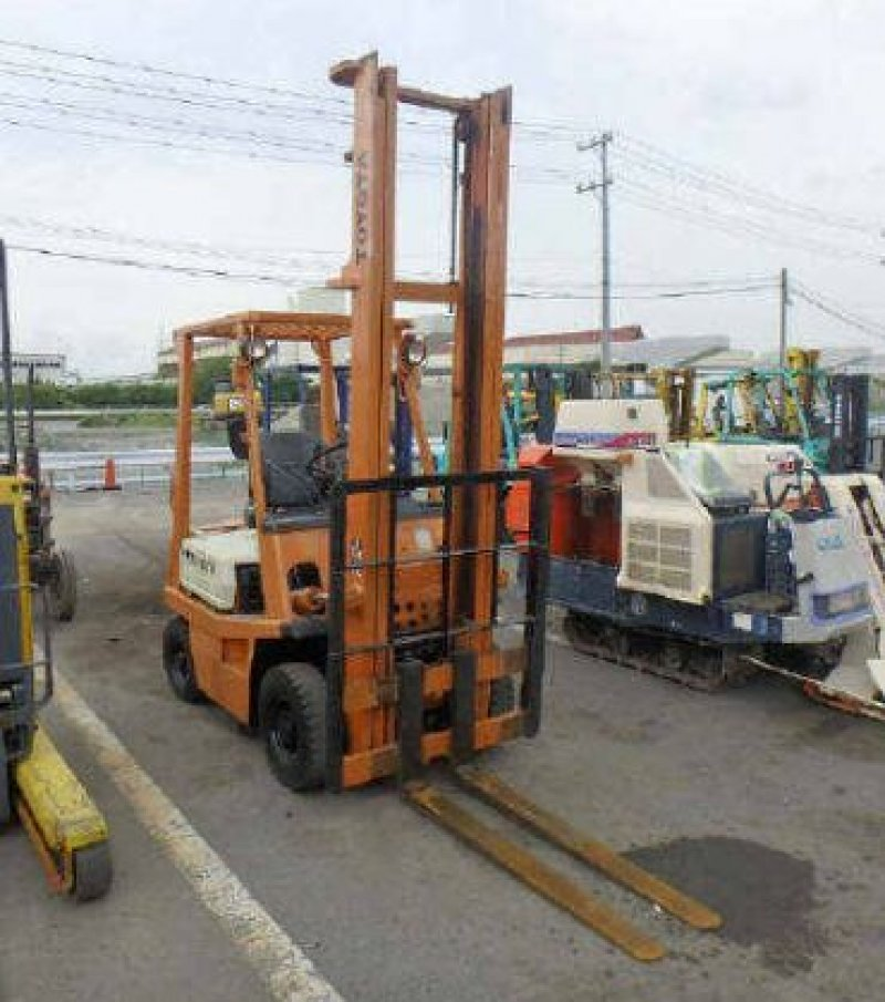 Toyota Forklift For Sale: Toyota FORKLIFT 4FGL10, N/A, Used For Sale