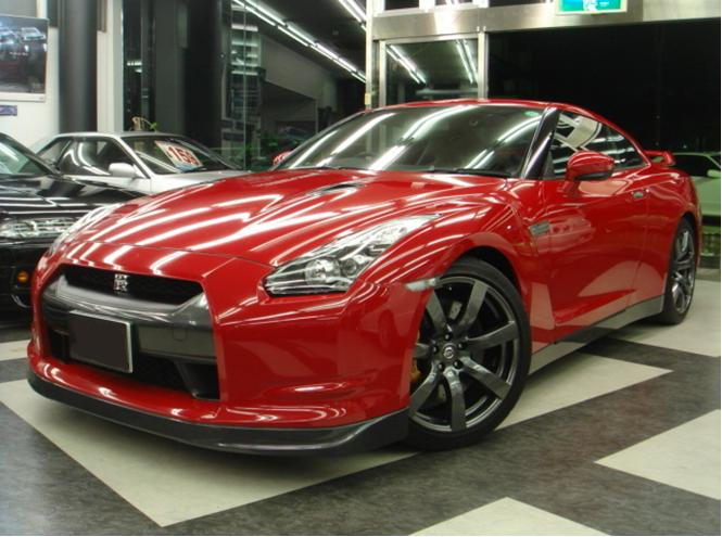 nissan gt r premium edition 2008 used for sale. Black Bedroom Furniture Sets. Home Design Ideas