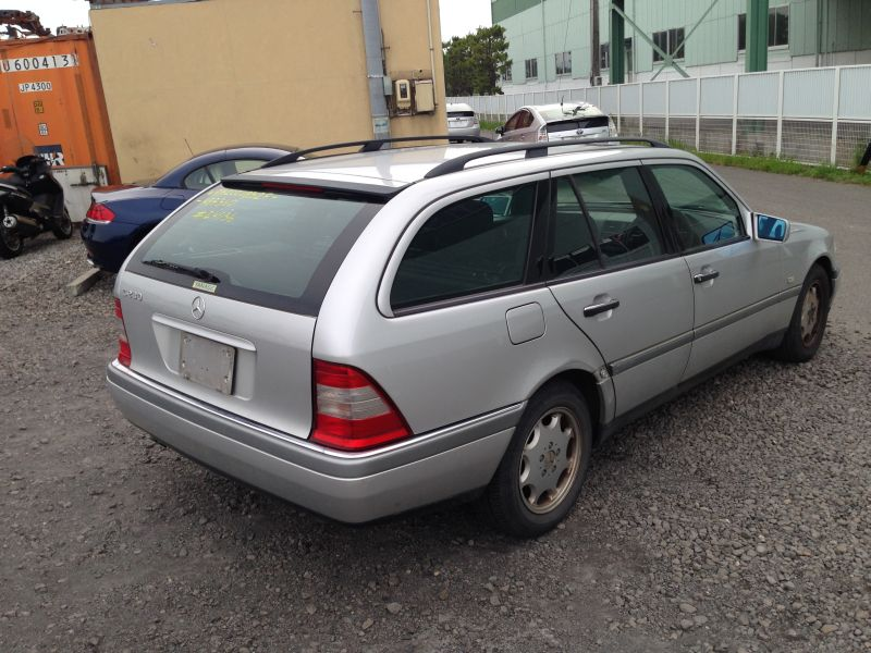Mercedes-Benz C230 Station wagon, 1996, used for sale