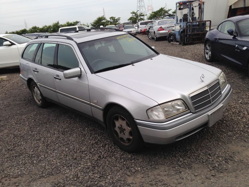 Mercedes benz c230 station wagon 1996 used for sale for Used mercedes benz station wagons for sale