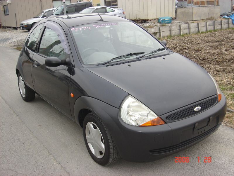 ford ka 2000 used for sale. Black Bedroom Furniture Sets. Home Design Ideas