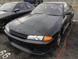 Nissan Skyline GT-R, AWD, 1991, ready for export to the USA