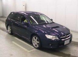 Subaru LEGACY TOURING WAGON used car
