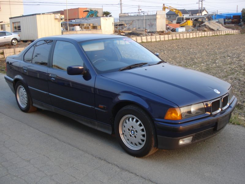 Bmw 323i   1996  Used For Sale