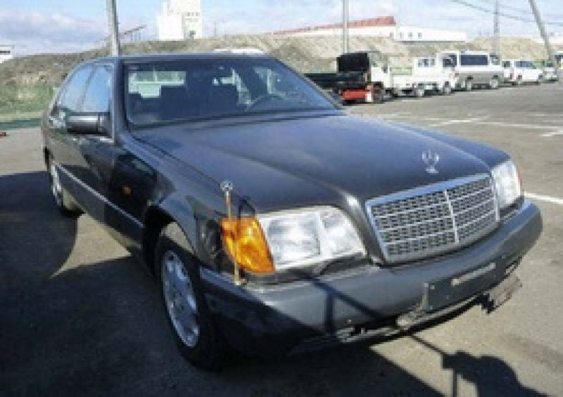 Mercedes Benz 600sel 1993 Used For Sale