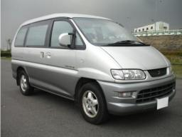 Mitsubishi DELICA SPACE GEAR EXCEED