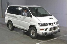 Mitsubishi DELICA SPACE GEAR used car