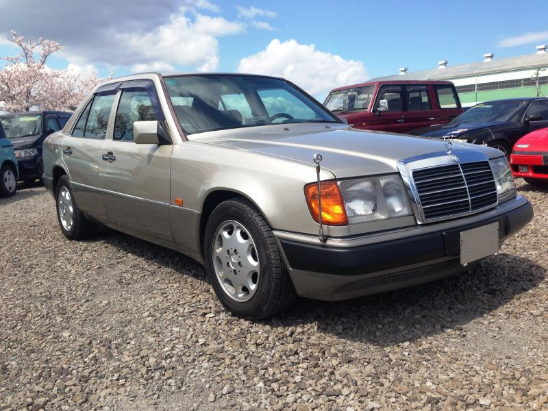 Mercedes benz e class 320e 1993 used for sale for Mercedes benz partners
