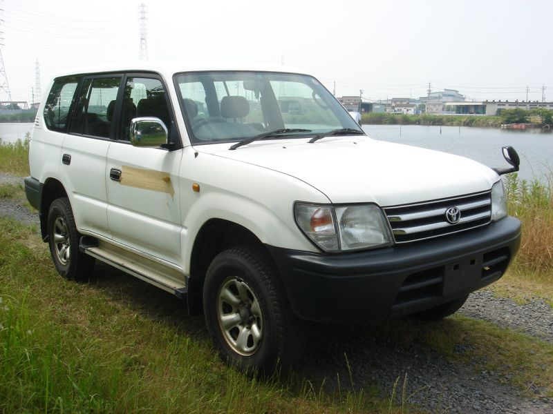 toyota land cruiser prado ts 1998 used for sale. Black Bedroom Furniture Sets. Home Design Ideas