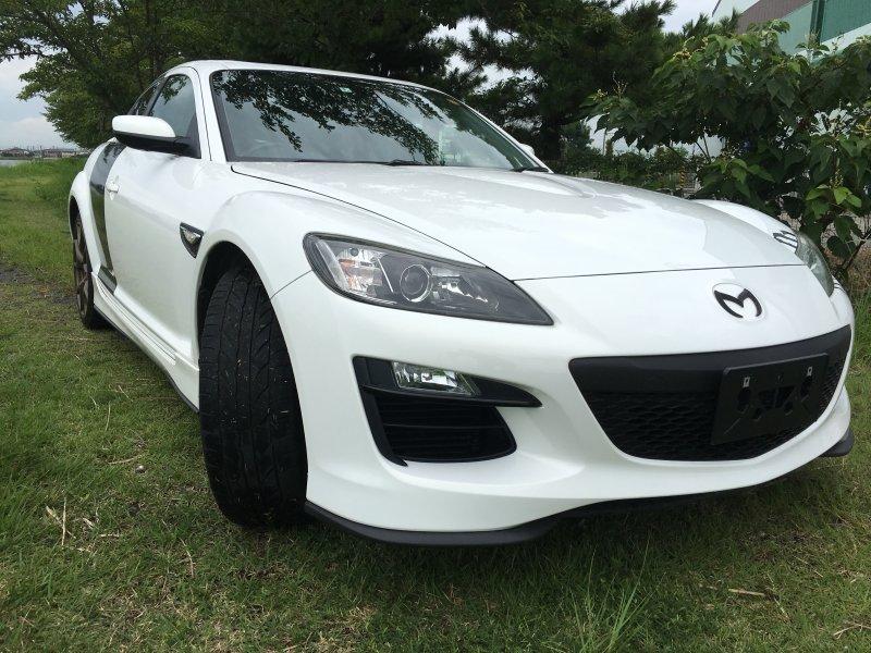 Mazda Rx 8 Spirit R 2012 Used For Sale