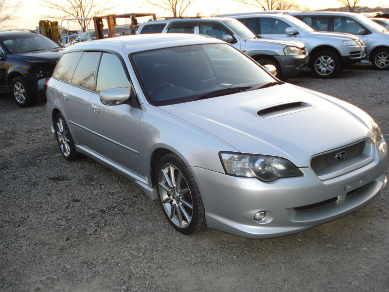 subaru legacy wagon gt turbo b spec 2003 used for sale. Black Bedroom Furniture Sets. Home Design Ideas