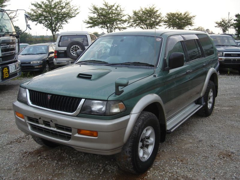 Used Cars For Sale In Winnipeg >> Mitsubishi Challenger , 1997, used for sale