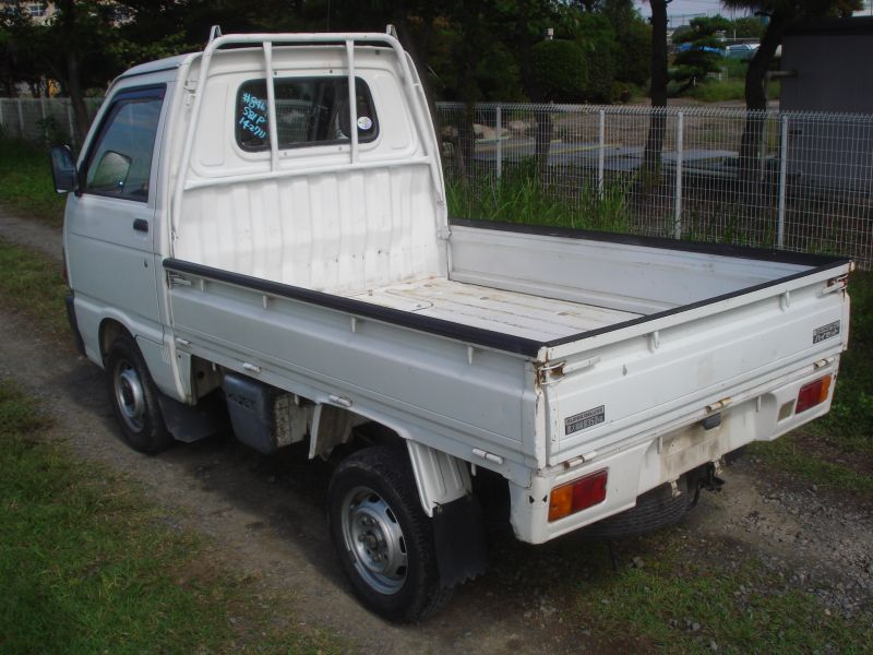 Daihatsu HIJET TRUCK 4WD, 1993, Used For Sale