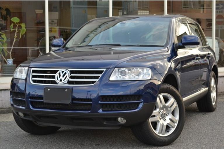 volkswagen touareg v6 4wd 2004 used for sale. Black Bedroom Furniture Sets. Home Design Ideas