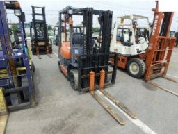 Used Toyota 1.5ton FORKLIFT