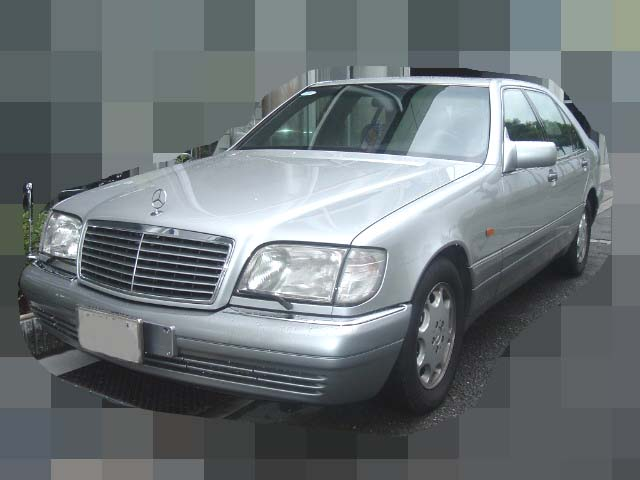 Mercedes benz s600 l 1994 used for sale for Used mercedes benz s600 for sale