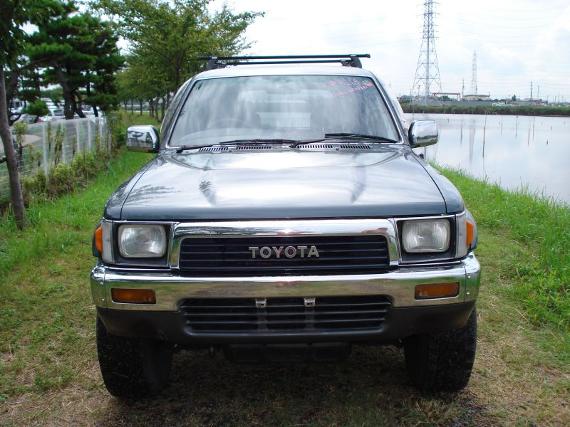 Toyota Hilux Surf 2 4 Ssr Diesel Turbo 4wd  1991  Used For