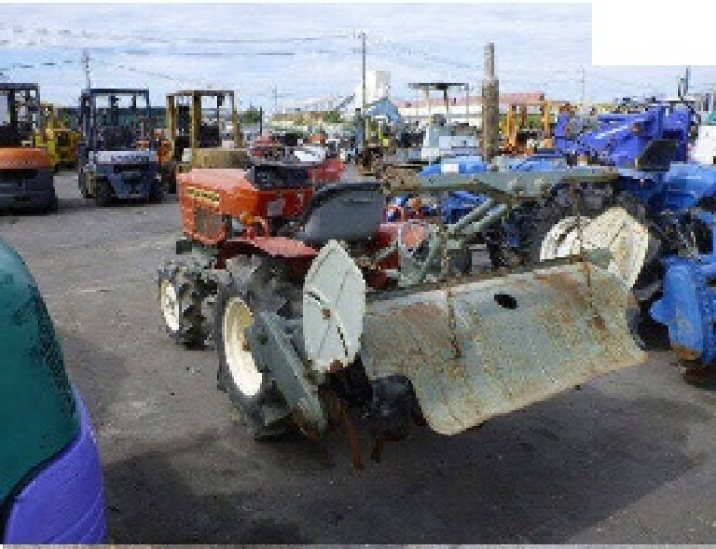 Yanmar Salvage Tractor Parts : Yanmar tractor n a used for sale