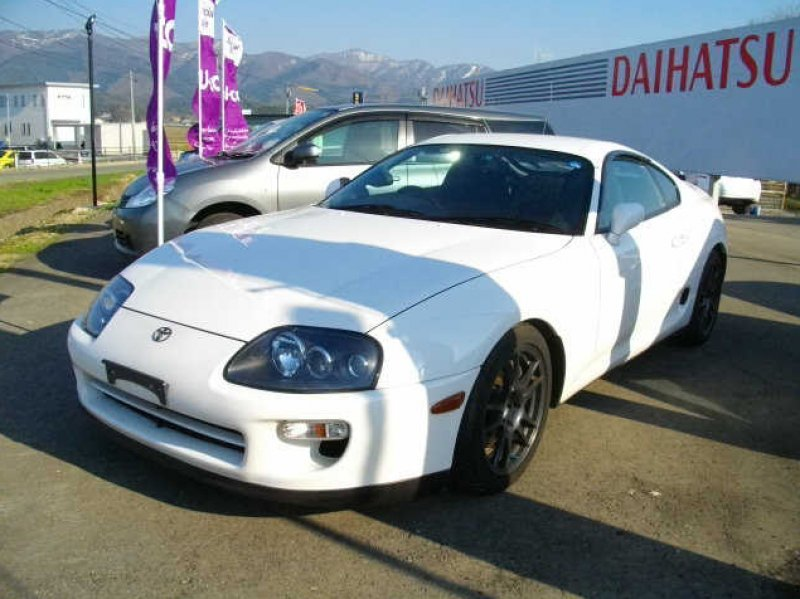 toyota supra 3 0 rz twin turbo 1999 used for sale. Black Bedroom Furniture Sets. Home Design Ideas