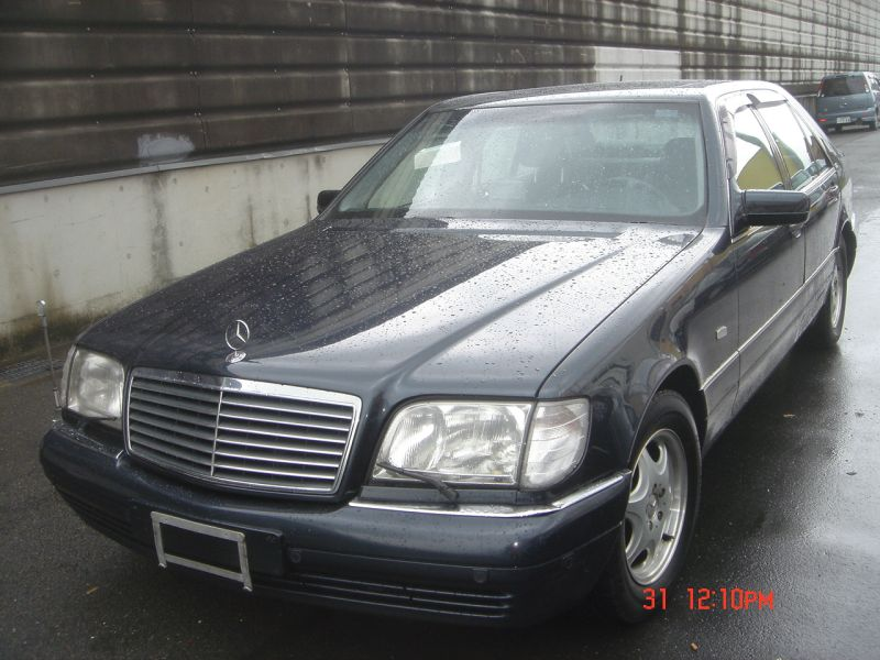 Mercedes benz s600l 1996 used for sale for Mercedes benz s600l
