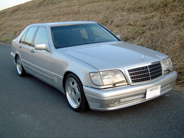 mercedes benz s500 lorindger 1994 used for sale. Black Bedroom Furniture Sets. Home Design Ideas