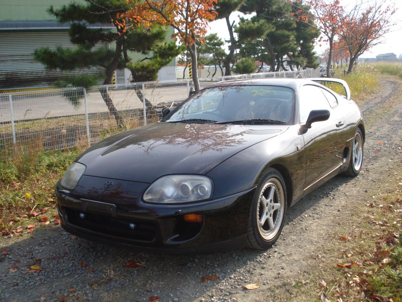 toyota supra 3 0 rz twin turbo 1993 used for sale. Black Bedroom Furniture Sets. Home Design Ideas