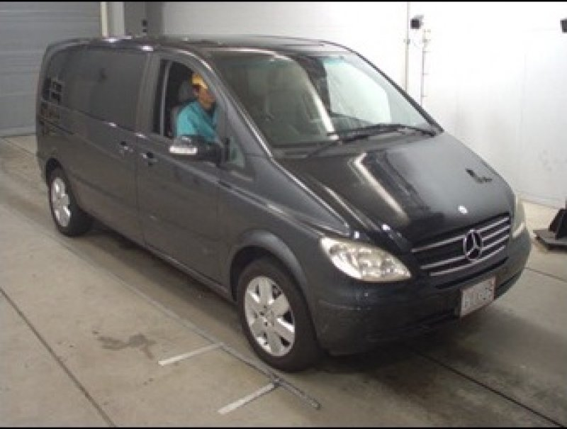 Mercedes benz viano trend 2005 used for sale for Mercedes benz viano for sale