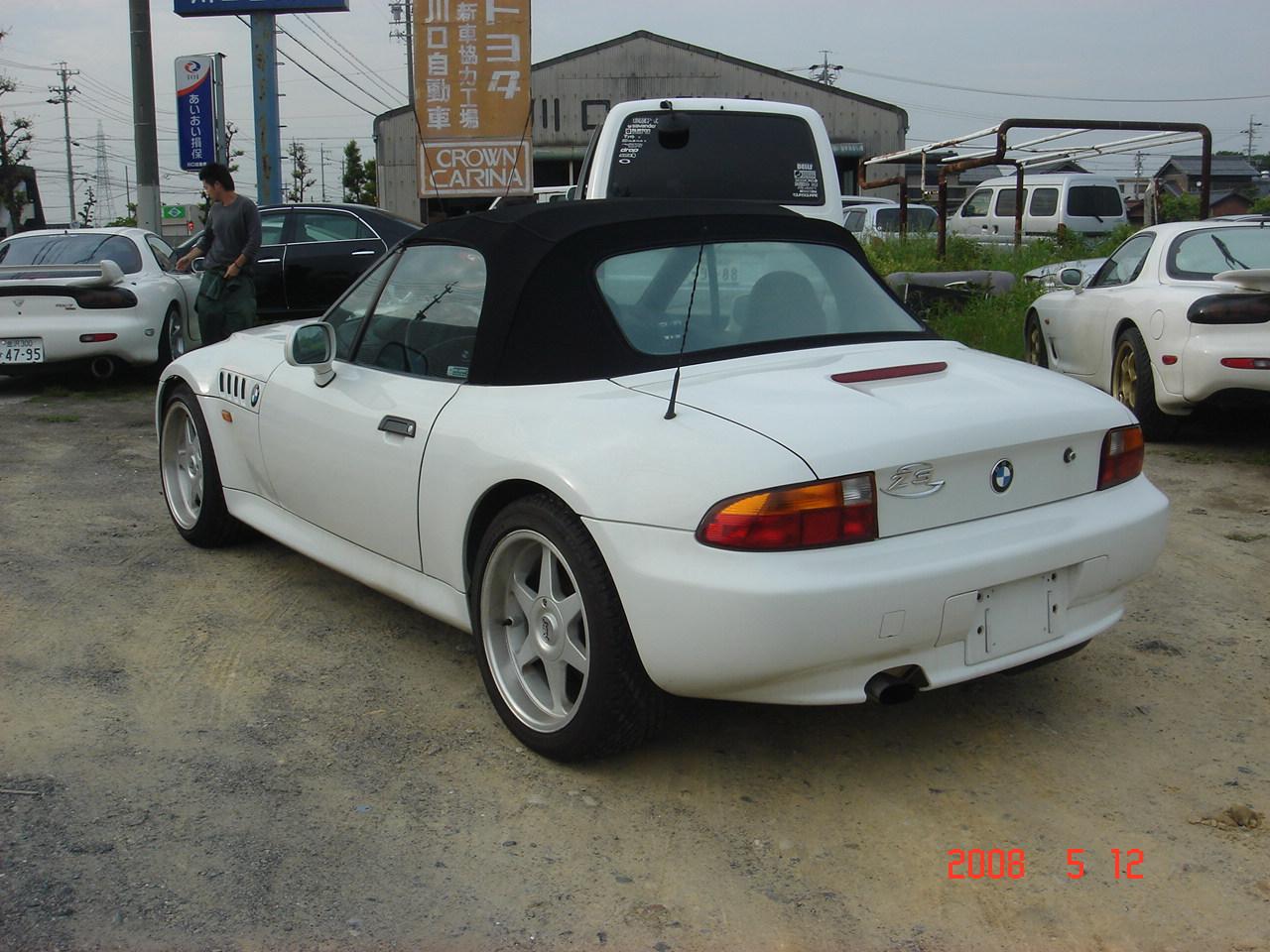 Bmw Z3 1997 Used For Sale