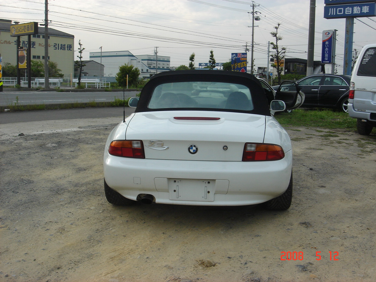 Bmw Z3 1997 Used For Sale