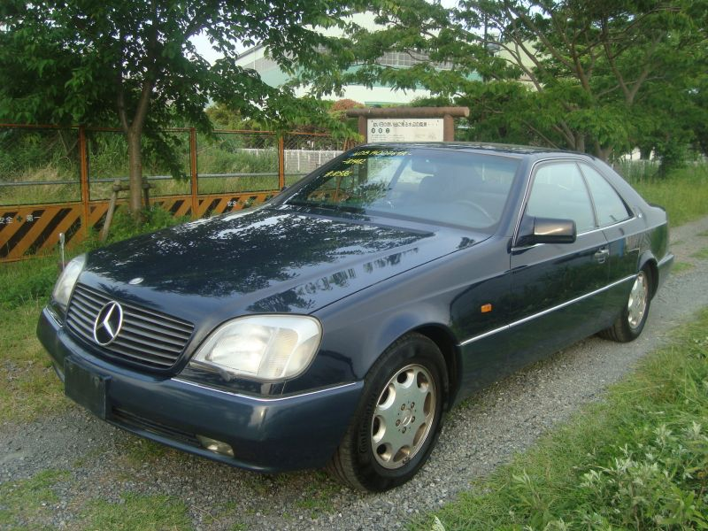 Mercedes benz s class s600 1993 used for sale for Used mercedes benz s600 for sale