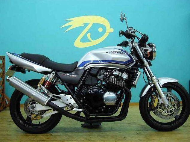 Honda cb400 super four 2000 used for sale for Honda cb400 for sale