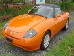 Used Fiat BARCHETTA