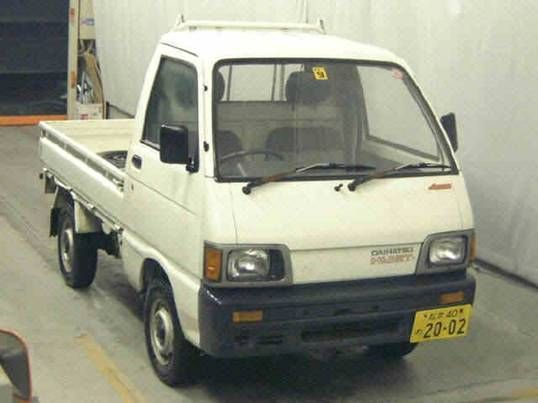 Daihatsu HIJET TRUCK , 1992, Used For Sale
