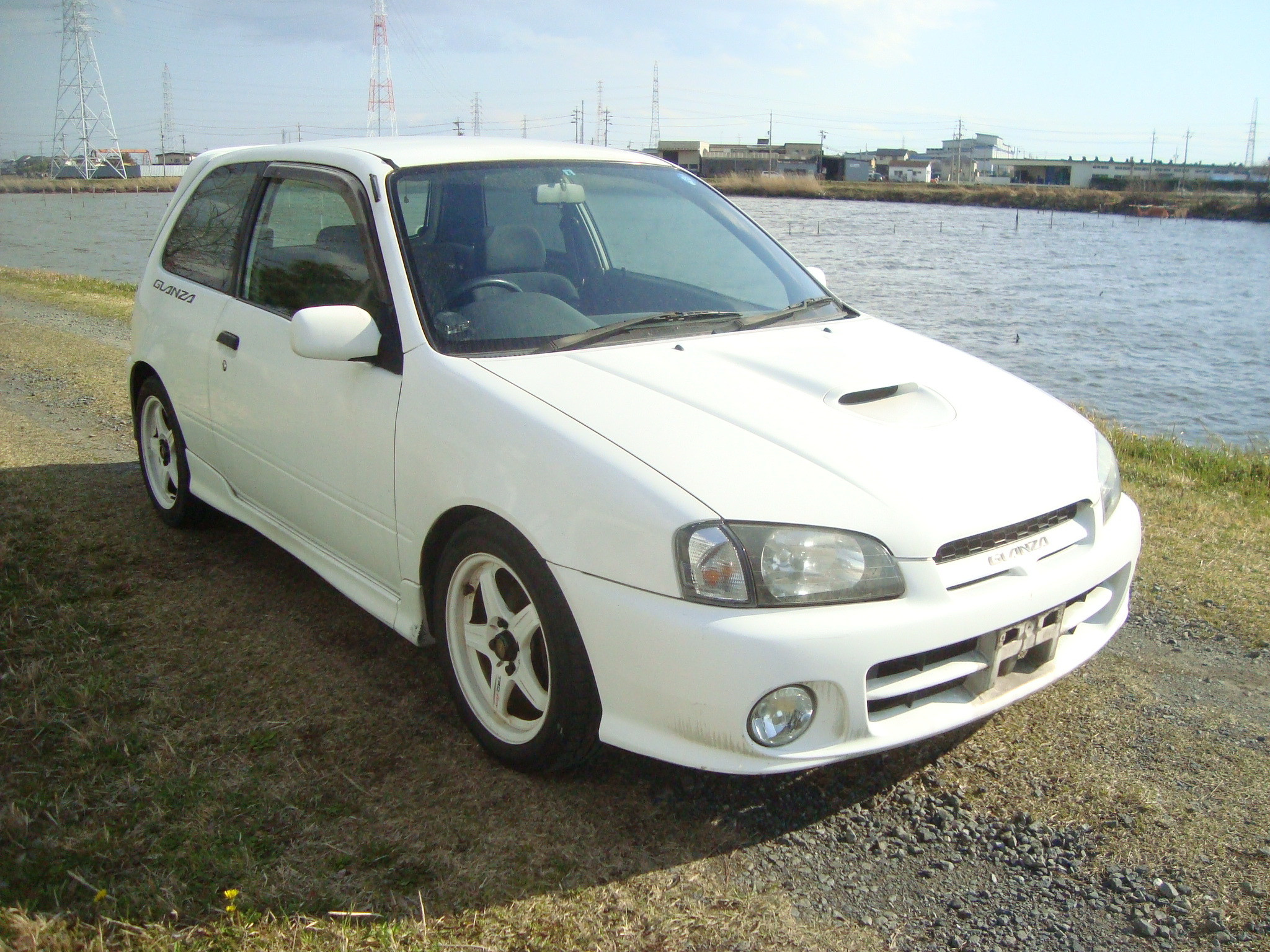 toyota starlet granza 1999 used for sale. Black Bedroom Furniture Sets. Home Design Ideas