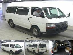 Toyota HIACE VAN Long