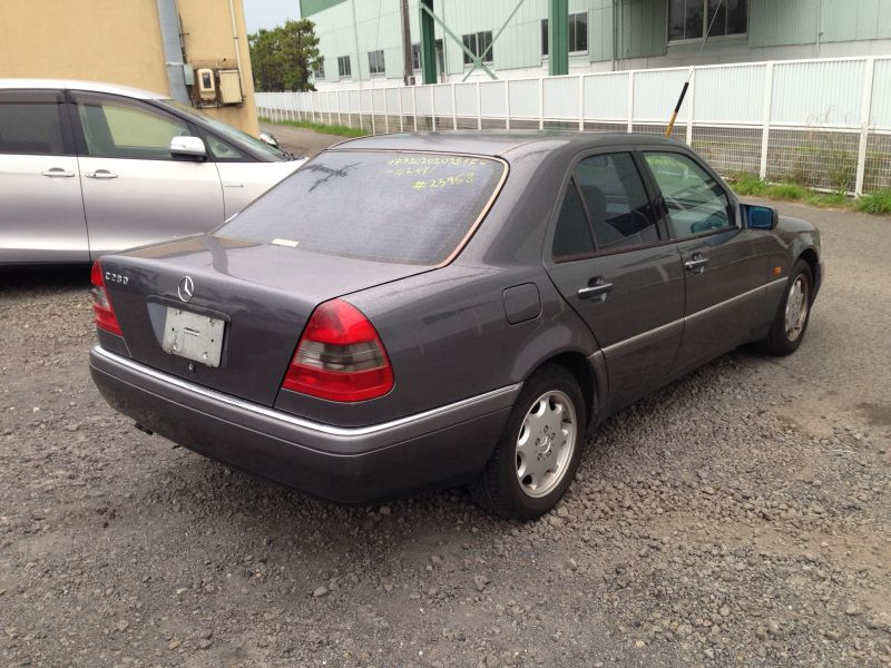 Mercedes benz c280 1995 used for sale for Mercedes benz 1995 c280 parts