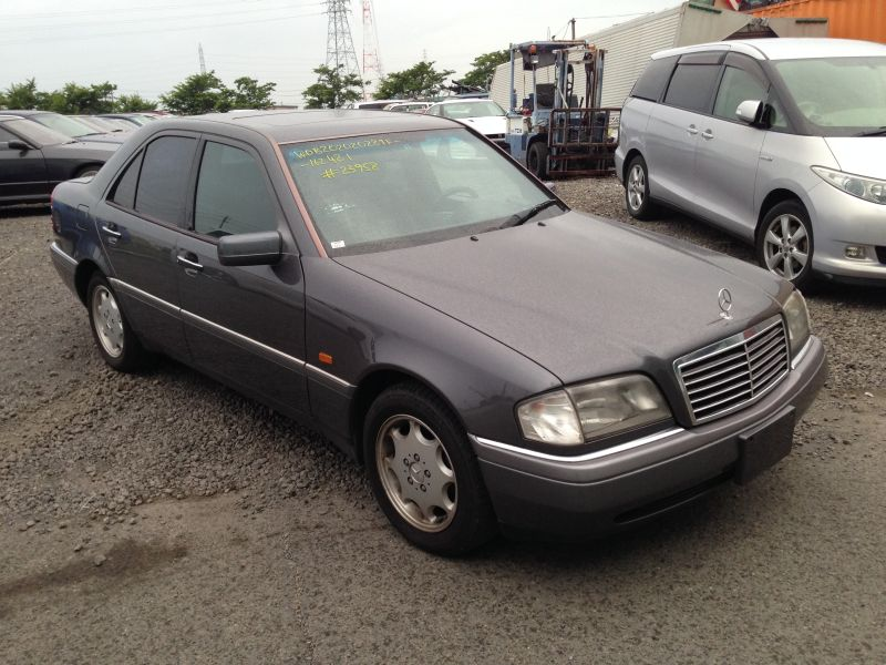 Mercedes benz c280 1995 used for sale for 1995 mercedes benz c280