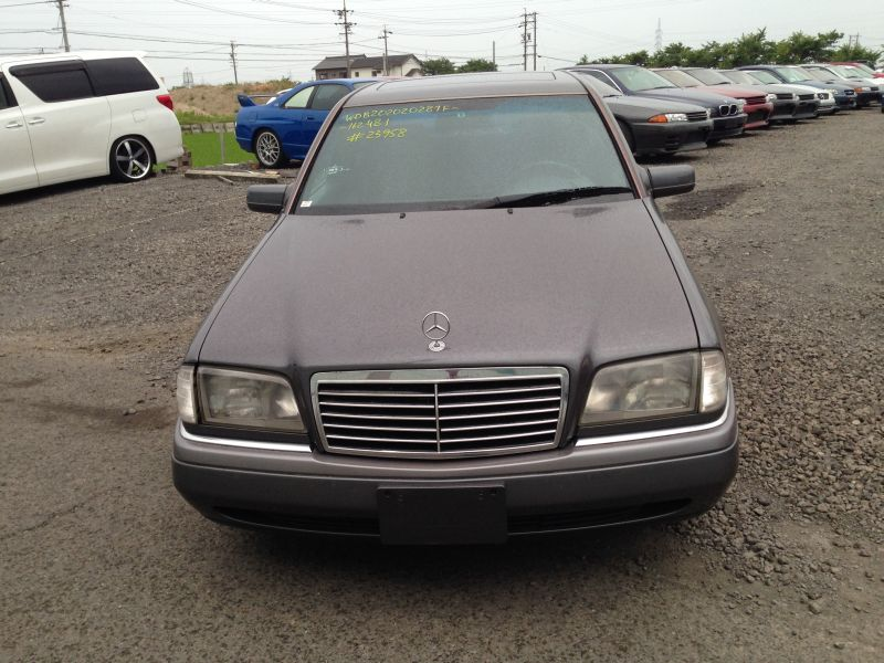 Mercedes benz c280 1995 used for sale for Mercedes benz c280 parts