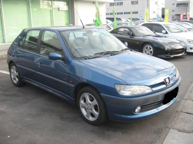 peugeot 306 xsi 1998 used for sale. Black Bedroom Furniture Sets. Home Design Ideas