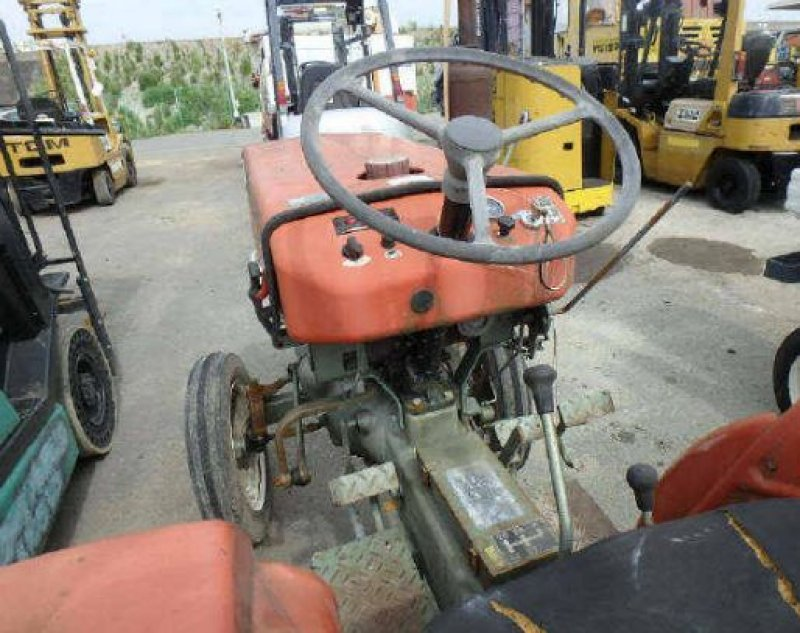 Yanmar Salvage Tractor Parts : Yanmar tractor ym n a used for sale