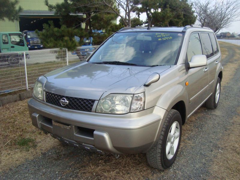nissan x trail x 4wd 2000 used for sale. Black Bedroom Furniture Sets. Home Design Ideas