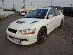 Mitsubishi Lancer Evolution For Sale Japan Partner