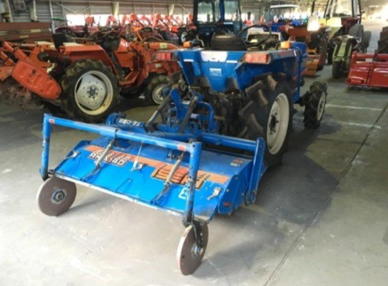 Iseki Tractor Salvage : Iseki tractor ta f n a used for sale