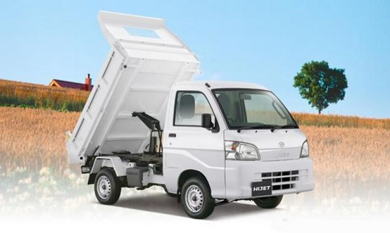 Daihatsu Hijet Dump Truck 660cc, 2013, New For Sale