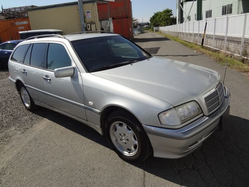 Mercedes benz c240 station wagon 1997 used for sale for Used mercedes benz station wagons for sale