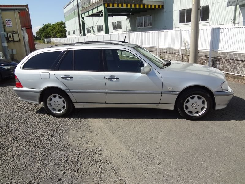 Mercedes benz c240 station wagon 1997 used for sale for Used mercedes benz station wagon