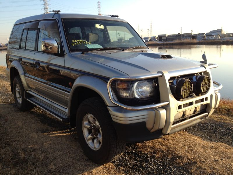 mitsubishi pajero fieldmaster 1996 used for sale. Black Bedroom Furniture Sets. Home Design Ideas