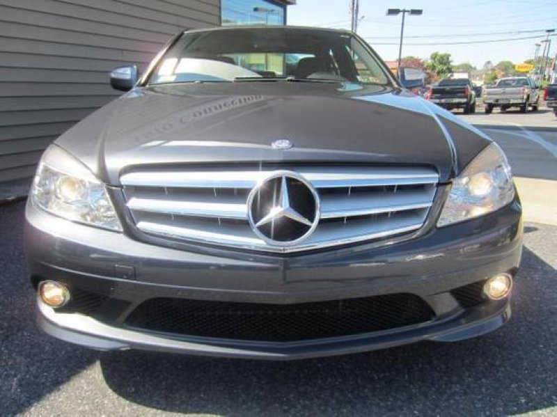 Mercedes benz c class c300 2009 used for sale for Mercedes benz partners