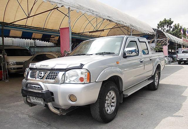 nissan frontier 2002 used for sale. Black Bedroom Furniture Sets. Home Design Ideas
